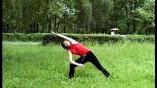 Бодифлекс - Занятие 15 минут (1 часть)