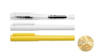 Fountain pen review鋼筆評論 52 Kaco文采Sky百峰