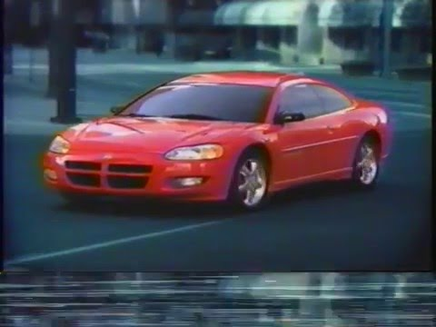 old dodge stratus commercial