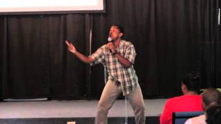 Mope Williams Church Comedy Show