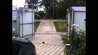 Автоматические ворота своими руками(, 2015-09-08T12:32:50.000Z)