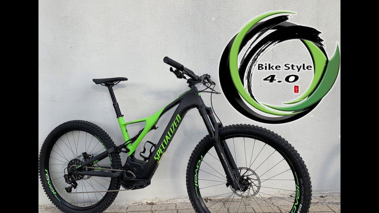 specialized levo expert carbon fsr 2019 e bike youtube. Black Bedroom Furniture Sets. Home Design Ideas