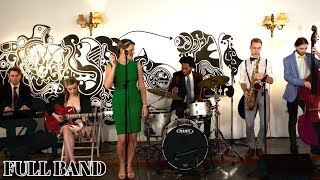 Jazz With Us - 20s-60s Jazz & Swing Band (2-7pc)