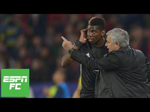 Did Jose Mourinho go too far with Paul...