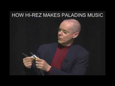How Hi-rez creates the music of Paladins