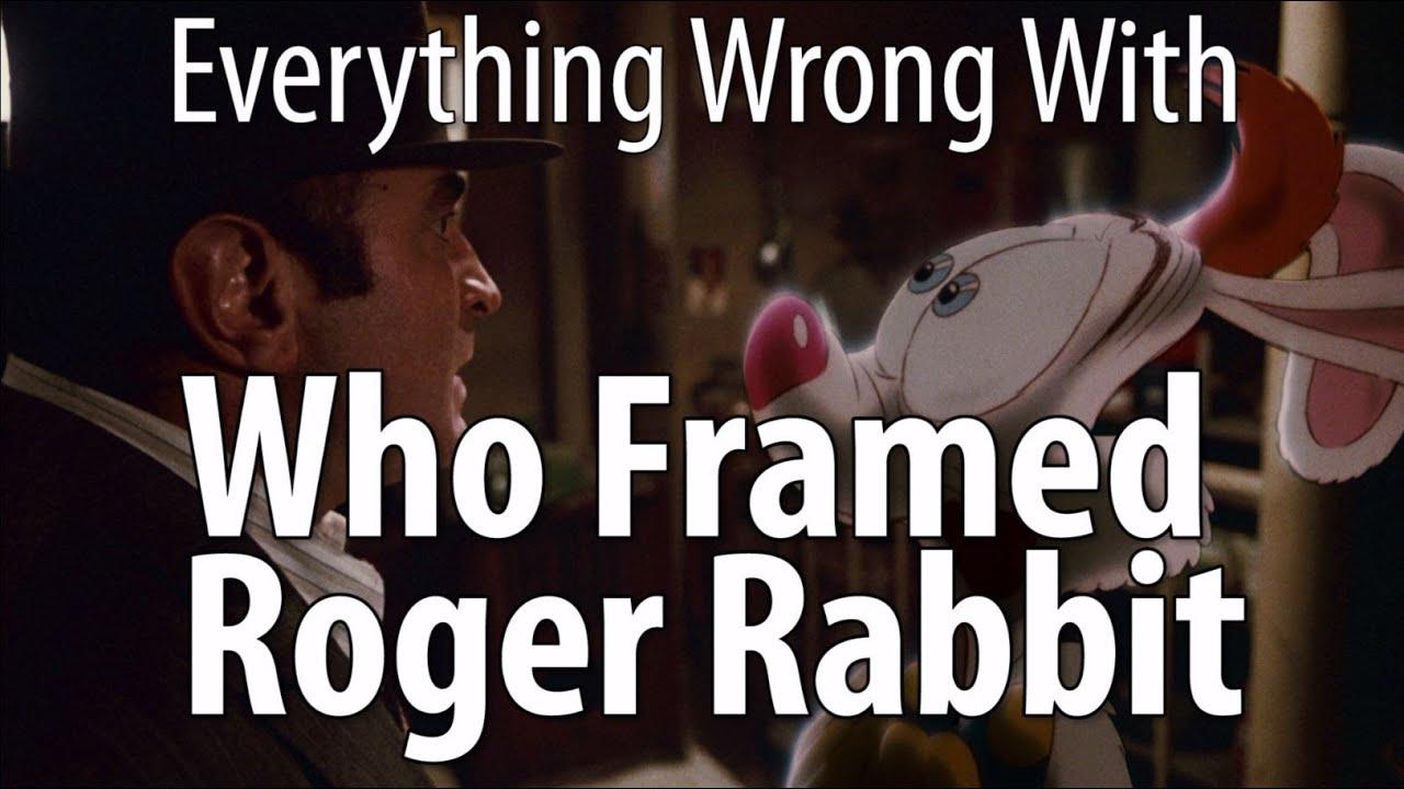 Nett öffnung Who Framed Roger Rabbit Zeitgenössisch ...
