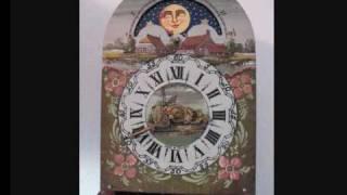Burl Wood Kiga Tailed Friese Clock For Sale On Ebay Uk..