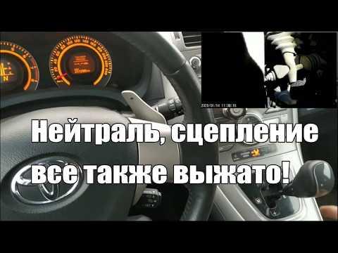 Мифы о РКПП Робот Как работает робот Актуатор сцепления Toyota Auris Corolla
