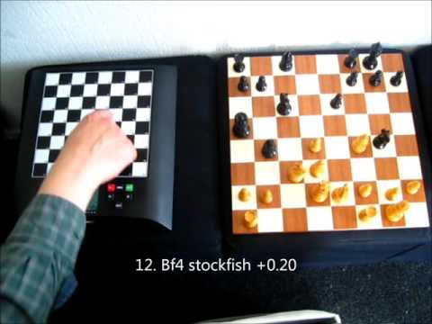 Millennium ChessGenius Chess Computer review and analysis