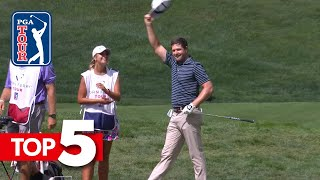 Top-5 Shots of the Week   THE NORTHERN TRUST