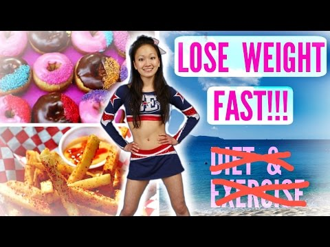 How to LOSE WEIGHT – WITHOUT DIET or EXERCISE?!