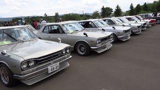 ❂ハコスカ軍団 NISSAN Skyline KPGC10 C10  GT-R GT 日産スカイライン KPGC10 C10 ハコスカ GT-R GT GT改 HAKOSUKA 🗾