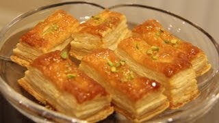 Shirini Zaban/Persian Pastry شیرینی زبان