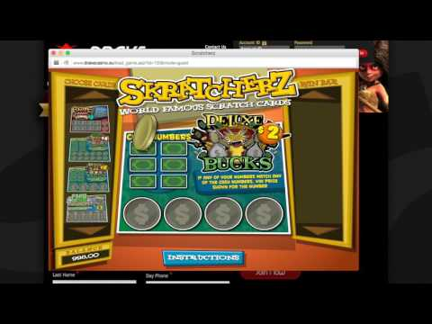 How To Play Scratch Cards Online