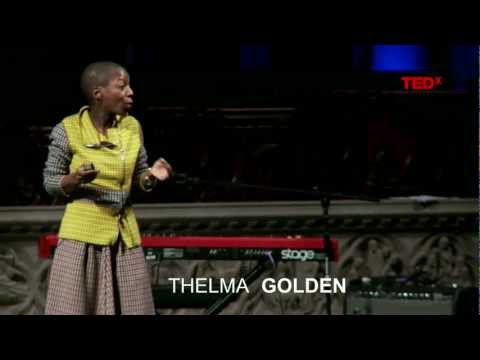 """Innovation Through Art """"The Preposition Problematic"""": Thelma Golden at TEDxHarlem"""