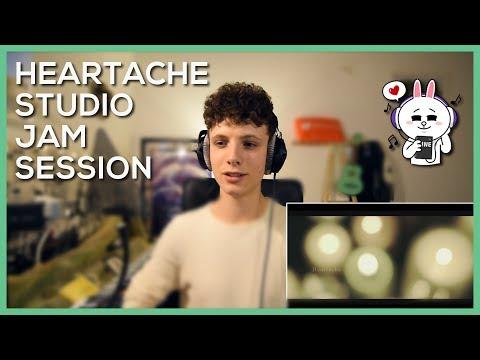 ONE OK ROCK - Heartache [Studio Jam Session] | Reaction Video | Fannix.