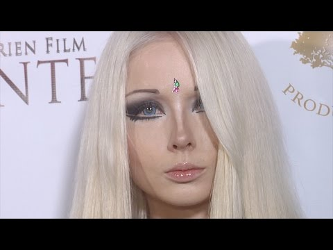 """Valeria Lukyanova """"I Only Had ONE Plastic Surgery and Not Planning Anymore"""" INTERVIEW"""