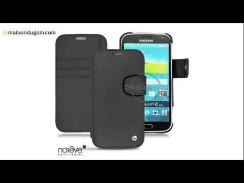 Etui Samsung Galaxy K Zoom Norêve Saint-Tropez Tradition B Noir