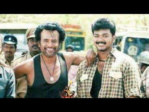 Super Star Rajinikanth about Thalapathi Vijay in Vikram's Samy Tamil movie Silver jubilee function
