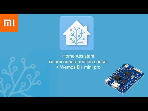 Доработка датчика движения Xiaomi Aqara. Свой бинарный сенсор в Home Assistant на MQTT сервере.