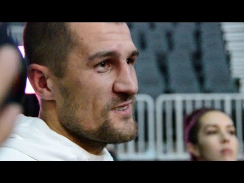 "SERGEY KOVALEV POST FIGHT: ""ANDRE WARD IS NOT CHAMPION!""/ TALKS ABOUT IMMEDIATE REMATCH"