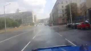 дождь ст. метро фрунзенская