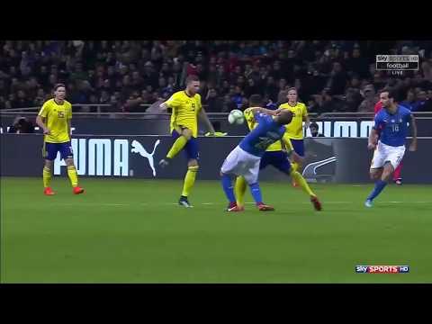 Italie vs Suède (0-0) | RESUME DU MATCH 13/11/2017