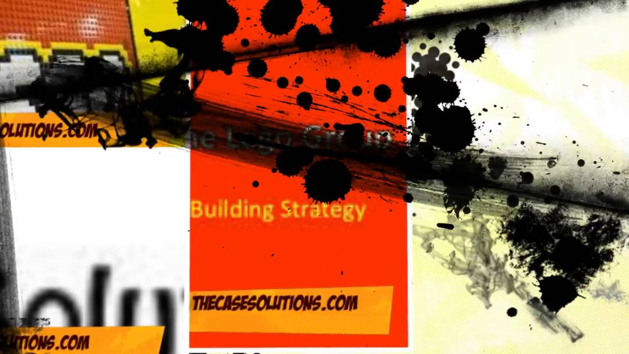the lego group analysis This following analysis is an extract based on the case study the lego group: working with strategy the lego group has improved the company situation and historical.