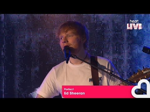 Ed Sheeran - 'Perfect' (Heart Live)