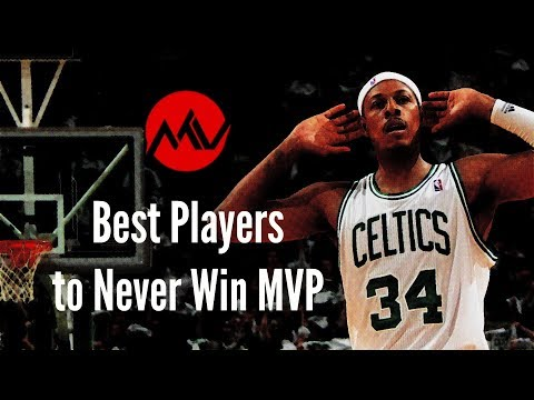 Greatest NBA Players to Never Win an MVP