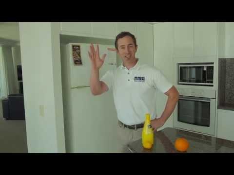 The 1 Min Cleaning Tip - Fridge Odour