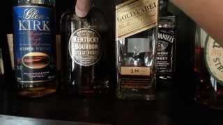 Liquor Cabinet Tour