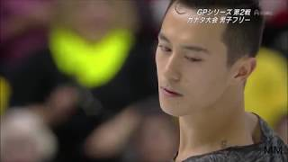Patrick Chan 2016 Skate Canada FS.