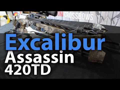 Excalibur Assassin 420TD - Specs and Features - YouTube