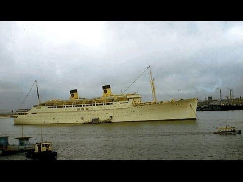 SS Homeric New York to Cuba Cruise 1959