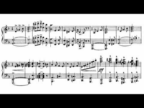 Charles Ives - A Son of a Gambolier