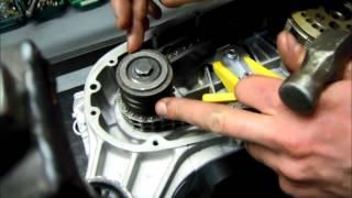 Lambretta STF - Montaggio frizione 6 dischi