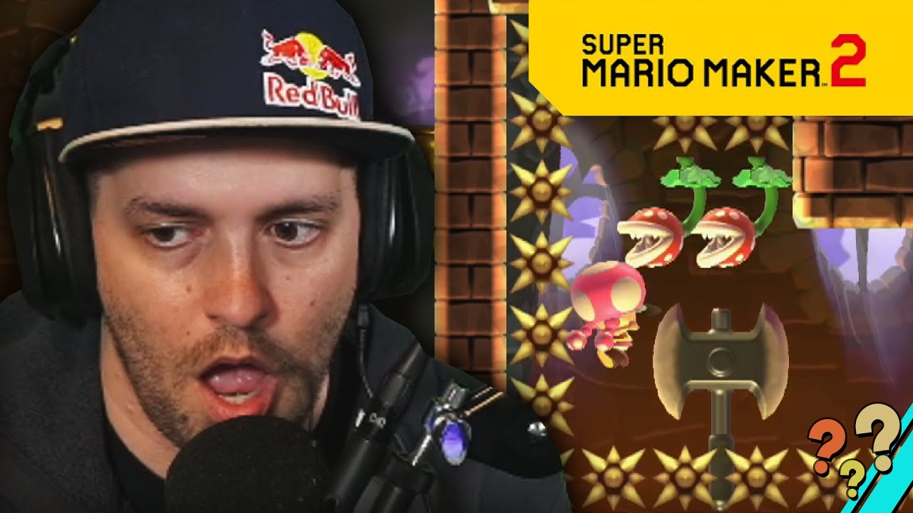 I am beating 1,000 Expert Levels without skipping. PART 8 | Super Mario Maker 2 Endless