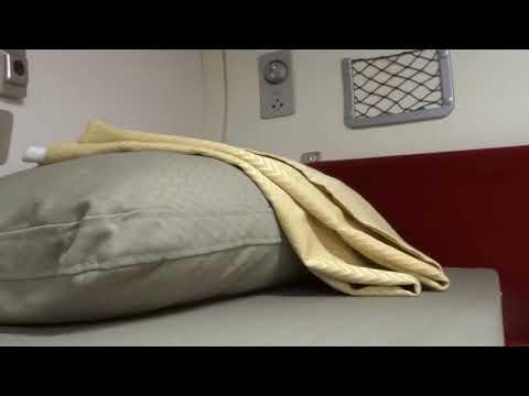 รีวิวจัดเต็มรถไฟใหม่กรุงเทพ-อุบล เต็มทริปเต็มคลิป  Bangkok Ubon Thai newest  Train review