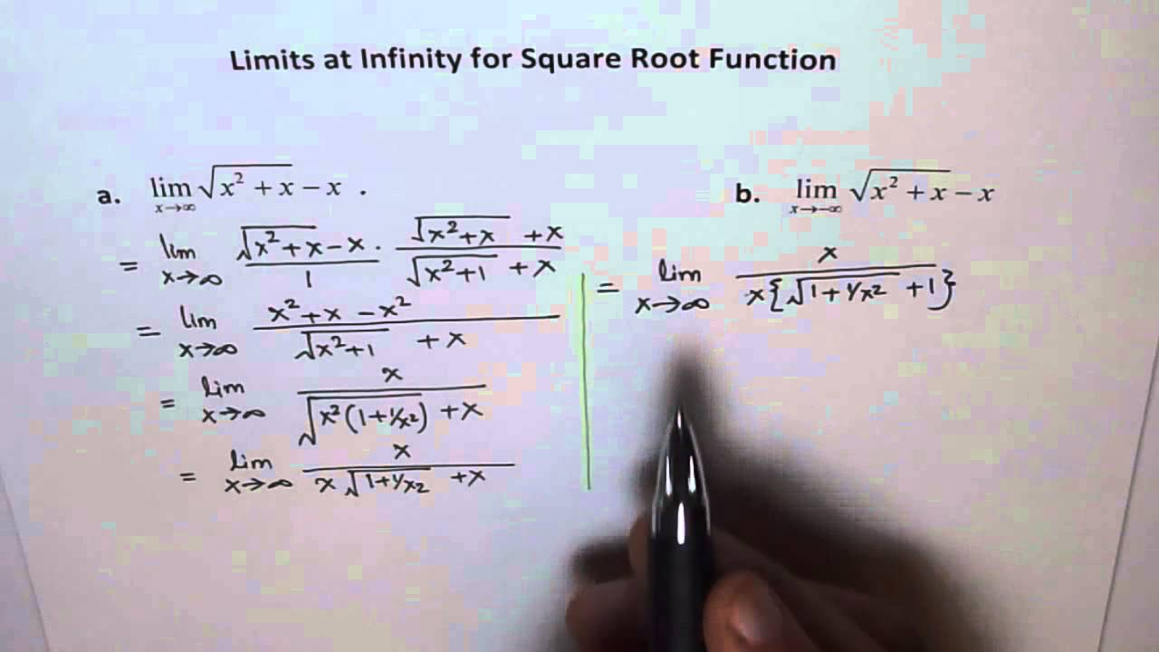 Limit at infinity for square root expression horizontal asymptote limit at infinity for square root expression horizontal asymptote tips 5 ccuart Gallery