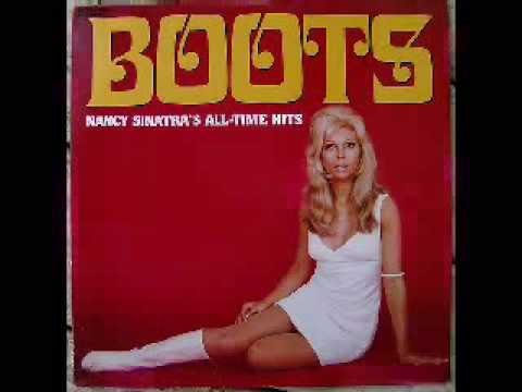 b53b89562 These Boots Are Made For Walking radio version - Nancy Sinatra - YouTube
