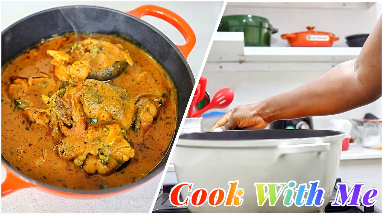 Download Ingredient Shopping + Cook With Me   Starch & Banga Soup