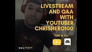Live Stream Q&A! KILL EVENT!