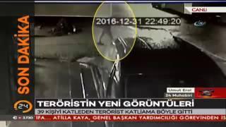 #Reina saldırganının 31 Aralık günü  Zeytinburnu