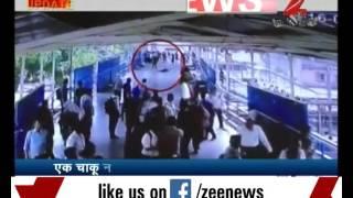 Kid Murder CCTV Footage of Virar Railway Station