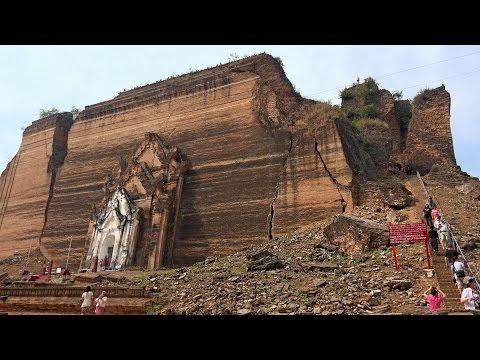 Mandalay, Myanmar in 4K (Ultra HD)