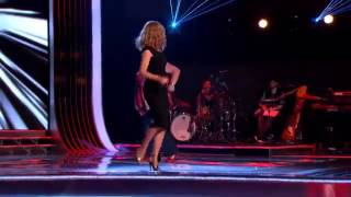 Kylie Minogue Dancing And Singing The Voice UK (Behand The Scene) (Can