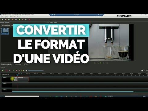 Convertir Le FORMAT d'une Vidéo Sur Ordinateur [LOGICIEL 100 % GRATUIT]
