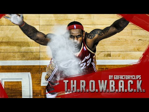 Throwback: Lebron James 2009 Playoffs East Semis Series Highlights vs Atlanta Hawks (HD 720)