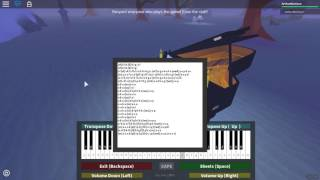 River Flows in You (Roblox Virtual Piano + Sheets)